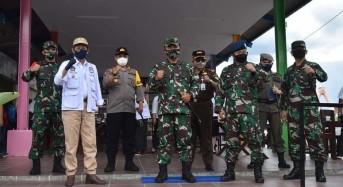 Kapolresta Manado: Penentu Zona Covid-19 Ada di Tangan Masyarakat Bukan Pemerintah