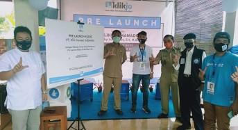 Pre-Launch Aplikasi Klikjo, GSVL Ajak Generasi Muda Terus Berinovasi
