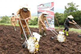 Gubernur Olly Siapkan Langkah Strategis Perkuat Sektor Pertanian di Sulut