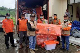 Pemprov Sulut Salurkan Bantuan untuk Korban Banjir di Bolmong dan Bolsel