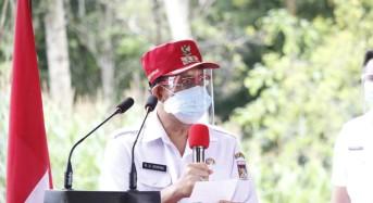Tutup TMMD ke-108 di Minahasa, Bupati Roring: Kegiatan Ini Sangat Bermanfaat Bagi Masyarakat
