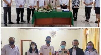Pemkot Tomohon Minta SBANL Kawal Program Strategis yang Diusulkan ke Pemerintah Pusat