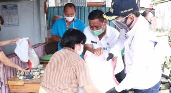 Kembali Turun Lapangan, GSVL Salurkan Bantuan Tahap II di Kelurahan Sakobar