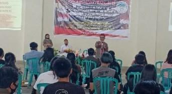 SBANL Sosialisasi Empat Pilar MPR-RI di Tomohon