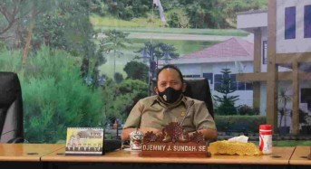 Ketua dan Sekretaris DPRD Tomohon Ikut Konsultasi Publik KUA-PPAS