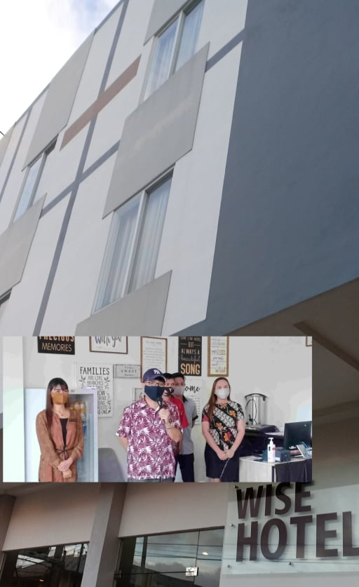 Wise Hotel di Tomohon (inzet para manager  baru)