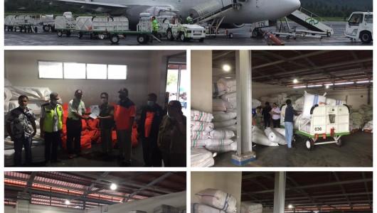 Pemprov Sulut Siapkan Bantuan Tahap Dua untuk Bolsel, Oroh: Distribusi Bantuan akan Gunakan Helikopter