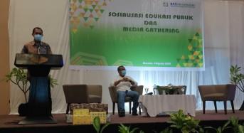 BPJS Kesehatan: Media Massa Punya Peran Penting Sebagai Edukasi Publik
