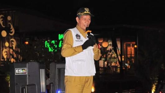 Misi 14 Hari GSVL Turunkan Status Kota Manado ke Zona Kuning