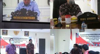 Provinsi Sulut Jadi Pilot Project TPB-14