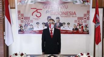 ROR – RD Ikuti Rapat Paripurna DPRD Minahasa Mendengarkan Pidato Kenegaraan Presiden Jokowi