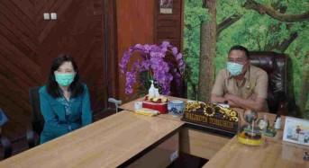 Wali Kota Tomohon Minta Dukungan Penuh Masyarakat Cegah dan Tangani Covid-19
