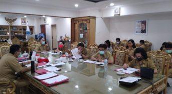 Realisasi Belanja Tidak Terduga Penanganan Covid-19 APBD Provinsi Sulut Capai 91,85 persen