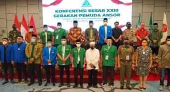 Bupati ROR Support Konferensi Besar XXIII Pemuda Ansor di Minahasa