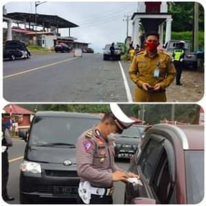 Gandeng Satlantas, UPTD Samsat Mita Gelar Operasi Pajak Kendaraan Bermotor