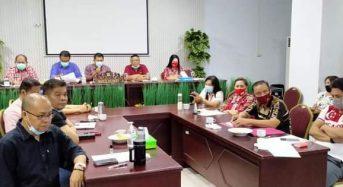 Gelar Entry Meeting, Pemkab Mitra Siap Diperiksa BPK RI Terkait Penggunaan Dana Covid-19