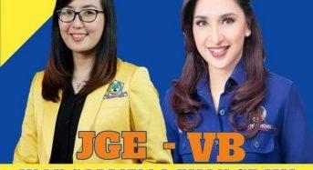 Ditetapkan Sebagai Paslon, JGE-VB Apresiasi KPU Tomohon