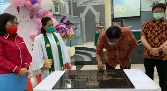 Gubernur Olly Hadiri Ibadah Syukur HUT ke-31 GMIM Wilayah Manado-Malalayang