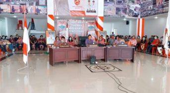 Pemkab Mitra Presentasikan SAKIP Lewat Teleconference ke KemenPan-RB