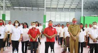 Laksanakan Misi Kemanusiaan, Penggerak Giat Donor Darah Kabupaten Minahasa Terbentuk