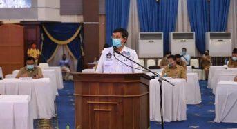 Rapat Evaluasi SAKIP, GSVL Minta Orientasi Kinerja SKPD Tidak Berkutat Pada Penyerapan Anggaran