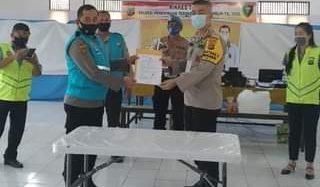 Kombes dr. Freddy Worang: Seleksi Bintara Polri 2020 Libatkan Pengawas Internal dan Eksternal