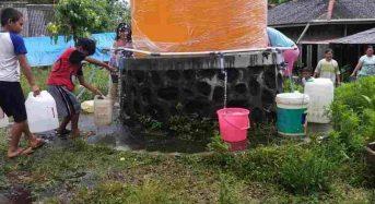 Pemkot Tomohon Peduli, Bangun Jaringan Air Bersih