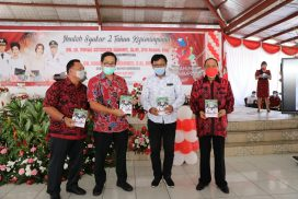 Wagub Kandouw Apresiasi Dua Tahun Kepemipinan ROR – RD
