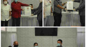 KPU Tetapkan Tiga Paslon Bertarung di Pilkada Tomohon