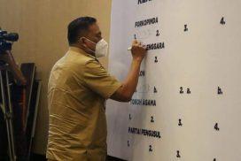 Gubernur Olly Dukung Pilkada 2020 Damai dan Sehat