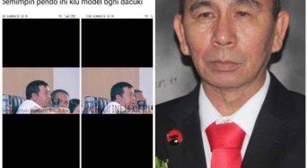 Hina Bupati JS di Medsos, Fraksi PDI-P Mitra akan Laporkan  Oknum ST ke Polisi