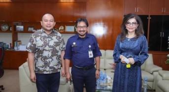 Bupati Minsel Lobi Penambahan Kuota Pupuk Bersubsidi di Kementerian Pertanian