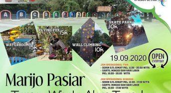 Hari Ini, Taman Wisata Alam Tomohon Dibuka untuk Umum