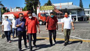 Calon Gubernur Petahana, Olly Dondokambey, Victor Rarung, Kabupaten Kepulauan Sangihe,