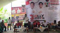 Calon Gubernur Sulawesi Utara, Olly Dondokambey, Kabupaten Bolaang Mongondow,