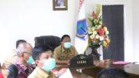 Sekdaprov Sulawesi Utara, Edwin Silangen, PDTT, Pemeriksaan Dengan Tujuan Tertentu, BPK RI Perwakilan Sulut,